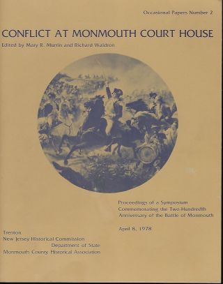CONFLICT AT MONMOUTH COURT HOUSE