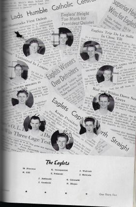 THE EAGLE YEARBOOK: 1947, Volume X