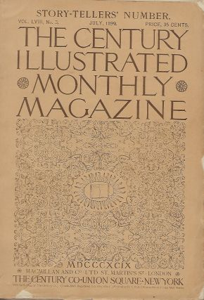 I OPENED ALL THE PORTALS WIDE. STORY-TELLERS' NUMBER. In Century Monthly Magazine, July, 1899....