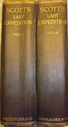 SCOTT'S EXPEDITION. In Two Volumes. ,