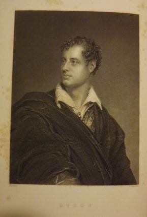BYRON'S WORKS: COMPLETE IN ONE VOLUME.