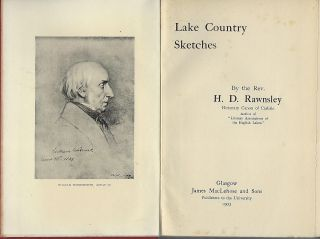 LAKE COUNTRY SKETCHES