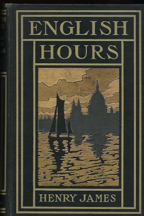 ENGLISH HOURS. Henry JAMES.