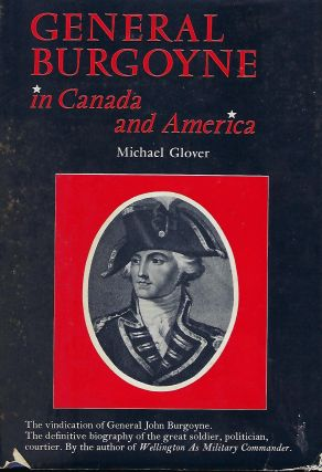 GENERAL BURGOYNE IN CANADA AND AMERICA