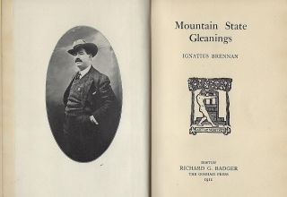 MOUNTAIN STATE GLEANINGS
