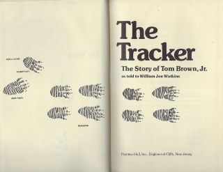 THE TRACKER: THE STORY OF TOM BROWN JR.