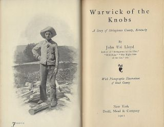 WARWICK OF THE KNOBS: A STORY OF SPRINGTOWN COUNTY, KENTUCKY
