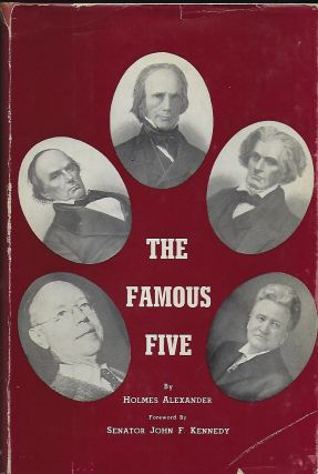 THE FAMOUS FIVE. Holmes ALEXANDER