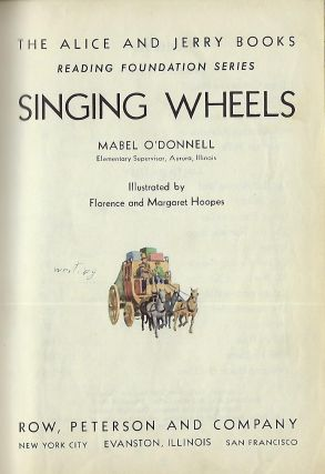 SINGING WHEELS: THE ALICE AND JERRY BOOKS