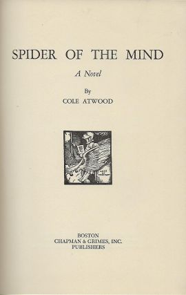 SPIDER OF THE MIND