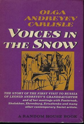 VOICES IN THE SNOW. Olga Andreyev CARLISLE