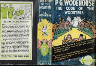 THE CODE OF THE WOOSTERS.