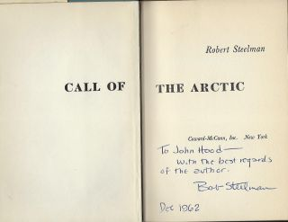 CALL OF THE ARCTIC.