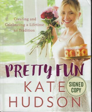 PRETTY FUN. Kate HUDSON