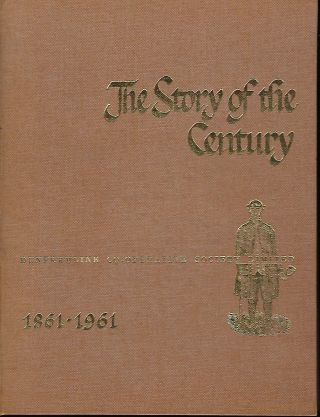 THE STORY OF THE CENTURY: DUNFERMLINE CO-OPERATIVE SOCIETY LIMITED 1861-1961. W. D. HUNT