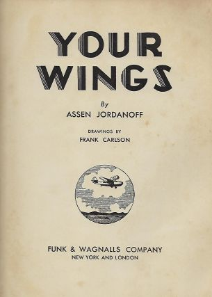 YOUR WINGS.
