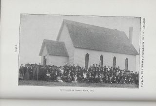 HISTORY OF THE NORWEGIAN BAPTISTS IN AMERICA.