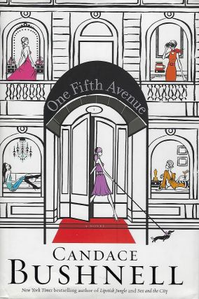 ONE FIFTH AVENUE. Candace BUSHNELL