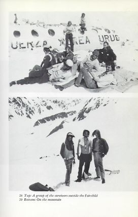 ALIVE: THE STORY OF THE ANDES SURVIVORS.
