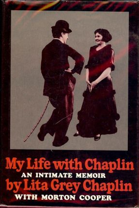 MY LIFE WITH CHAPLIN. Lita Grey CHAPLIN