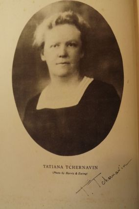WE SOVIET WOMEN. Tatiana TCHERNAVIN