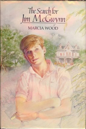 THE SEARCH FOR JIM MCGWYNN. Marcia WOOD