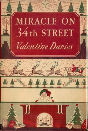 MIRACLE ON 34TH STREET. VALENTINE DAVIES