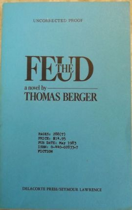 THE FEUD. THOMAS BERGER